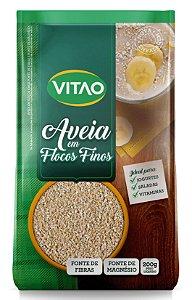 AVEIA FLOCOS FINO VITAO 200G