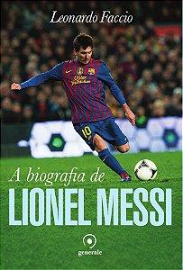 Saldo - A biografia de Lionel Messi