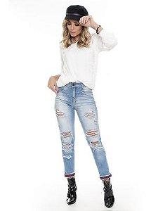 Calça Jeans MOM - LEMIER - FC000607