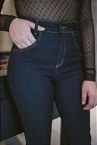 Calça Jeans Bootcut - Lemier com Vinco Frontal  FC000533