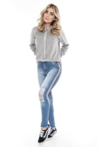 Calça Jeans Skinny - Lemier - FC000602 - Linda !