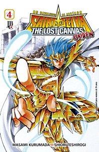Os Cavaleiros do Zodíaco: The Lost Canvas Gaiden #04