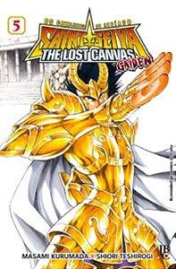 Os Cavaleiros do Zodíaco: The Lost Canvas Gaiden #05