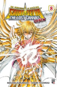 Os Cavaleiros do Zodíaco: The Lost Canvas Gaiden #08
