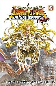 Os Cavaleiros do Zodíaco: The Lost Canvas Gaiden #14
