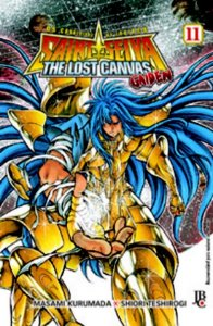 Os Cavaleiros do Zodíaco: The Lost Canvas Gaiden #11