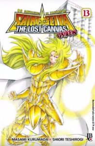 Os Cavaleiros do Zodíaco: The Lost Canvas Gaiden #13