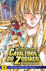 Os Cavaleiros do Zodíaco – The Lost Canvas: A Saga de Hades #04