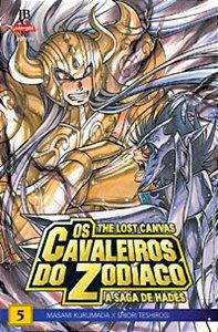 Os Cavaleiros do Zodíaco – The Lost Canvas: A Saga de Hades #05