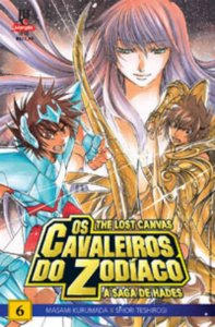 Os Cavaleiros do Zodíaco – The Lost Canvas: A Saga de Hades #06