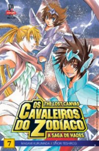 Os Cavaleiros do Zodíaco – The Lost Canvas: A Saga de Hades #07
