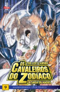 Os Cavaleiros do Zodíaco – The Lost Canvas: A Saga de Hades #09