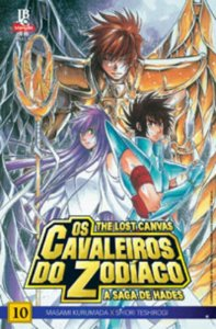 Os Cavaleiros do Zodíaco – The Lost Canvas: A Saga de Hades #10