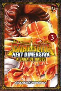 CDZ – Next Dimension: A Saga de Hades #03