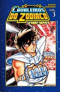 Cavaleiros do Zodíaco - Saint Seiya #03