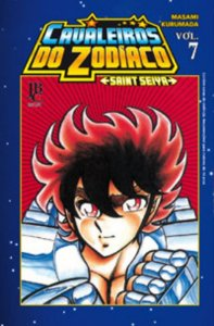Cavaleiros do Zodíaco - Saint Seiya #07