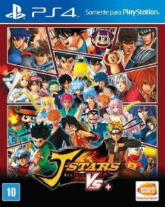 J-Star Victory Vs+ - PS4