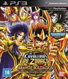 Os Cavaleiros do Zodíaco: Bravos Soldados – PS3