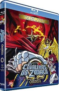 Os Cavaleiros do Zodíaco Ômega: Vol. 4 – Blu-ray