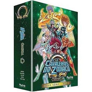 Box Os Cavaleiros do Zodíaco Ômega: Vol. 3 - DVD