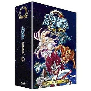 Box Os Cavaleiros do Zodíaco Ômega: Vol. 2 - DVD