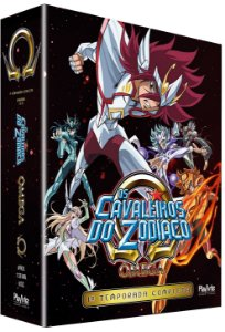 Os Cavaleiros do Zodíaco Ômega: 1ª Temporada Completa – Blu-ray