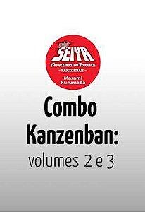 Sainta Seiya – Cavaleiros do Zodíaco – Kanzenban #02 e #03