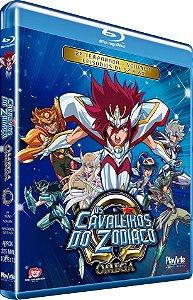 Pré-venda: Os Cavaleiros do Zodíaco Ômega – 2ª Temporada – Vol. 1 – Blu-ray