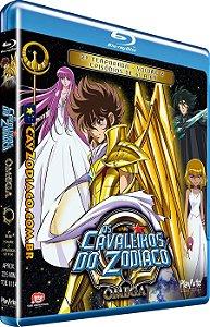 Pré-venda: Os Cavaleiros do Zodíaco Ômega: 2ª Temporada – Vol. 2 – Blu-ray