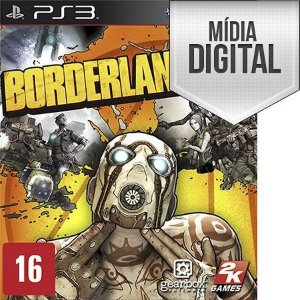 Borderlands 2 - PS3 Digital