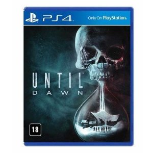 Until Dawn - PS4 Português  Mídia Física