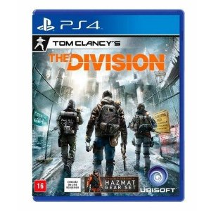 Jogo Tom Clancy's: The Division - PS4 Mídia Física
