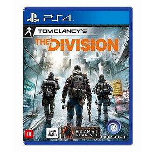Jogo Tom Clancy's: The Division - PS4 Mídia Física