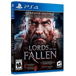 Jogo Lords Of The Fallen Ps4 Mídia Física