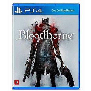 Bloodborne - PS4 Português Mídia Física