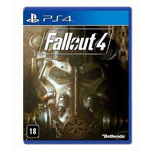 Jogo Fallout 4 - PS4 Mídia Física