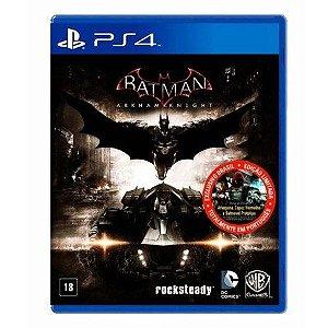 Batman: Arkham Knight - PS4 Mídia Física