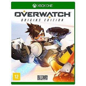 Jogo Overwatch: Origins Edition - Xbox One Mídia Física