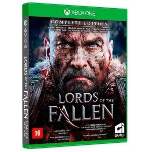 Jogo Lords of the Fallen (Complete Edition) - Xbox One Mídia Física