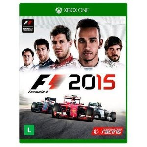 Jogo Formula 1 2015 - Xbox One Mídia Física