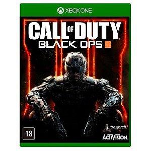 Call of Duty: Black Ops III - COD BO3 - Xbox One Mídia Física