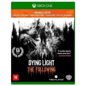 Jogo Dying Light: The Following (Enhanced Edition) - Xbox One Mídia Física