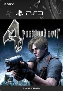 Resident Evil 4 - PS3 Mídia Digital