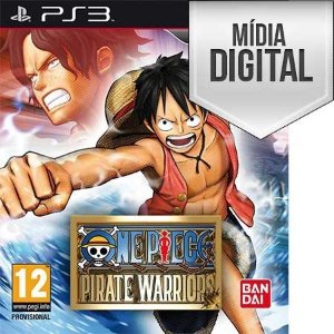 One Piece: Pirate Warriors  - PS3 Mídia Digital