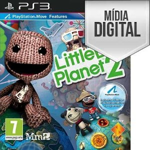 LittleBigPlanet 2 - PS3 Mídia Digital