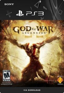God of War: Ascension - PS3 Mídia Digital