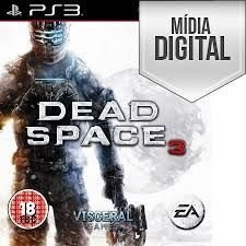 Dead Space 3 - PS3 Mídia Digital