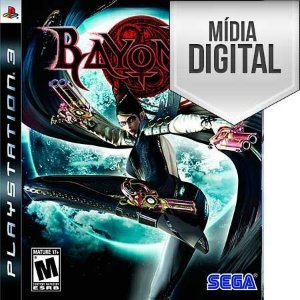 Bayonetta Ps3 Mídia Digital