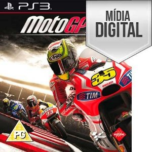 MotoGP 14 Ps3 Mídia Digital