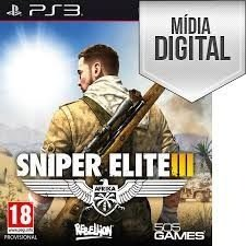Sniper Elite 3  - PS3 Mídia Digital